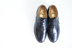 K SHOES キャップトゥ UK7 DEADSTOCK