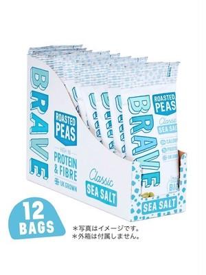 ブレイブ ローストスプリットピー シーソルト(12袋パック)