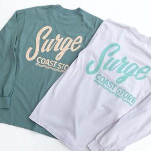"Surge Coast Store ""Sign Long Sleeve T-Shirts"""