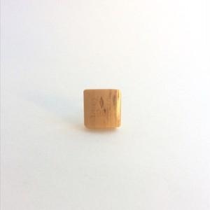 """シングルリードのラペルピン Reed brooch pin """" G◆S """""""