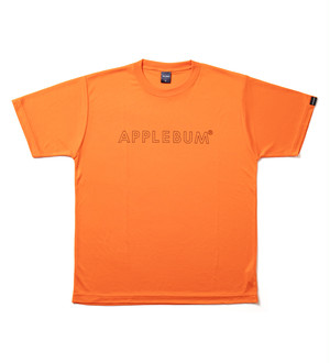 【APPLEBUM】アップルバム Elite Performance Dry T-shirt (Orange) ドライTシャツ