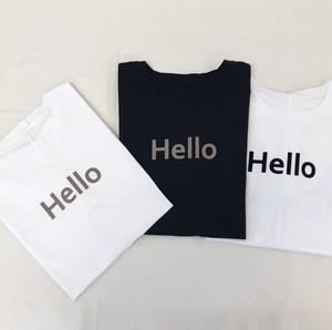 ハローロールアップTシャツ