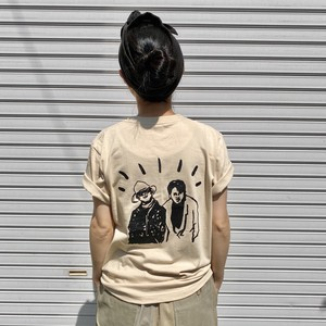 「Yes」Tシャツ