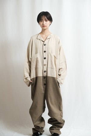 TSUNAGI   【cotton × french linen】