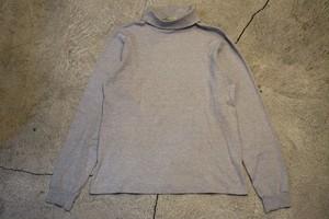 USED  80s L.L.Bean Turtleneck Tshirt -Medium  T0773