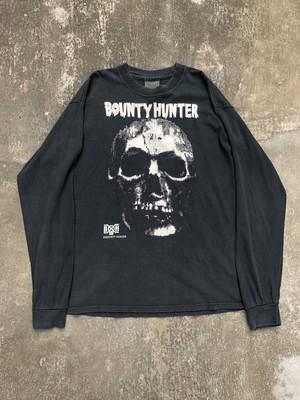 "AD2000 BOUNTY HUNTER ""skull"" L/S size L"