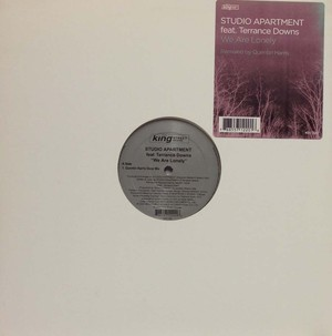 Studio Apartment - We Are Lonely feat. Terrance Downs (12inch) jazzy [house] 試聴 fps170615-16
