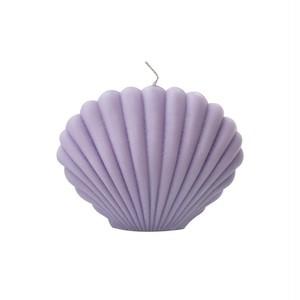 【送料無料対象】HANforum - Fragrance Candle - Shell・Purple