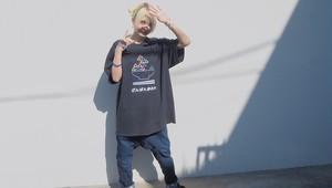 みゆはん:ざんぱんまみれTシャツ