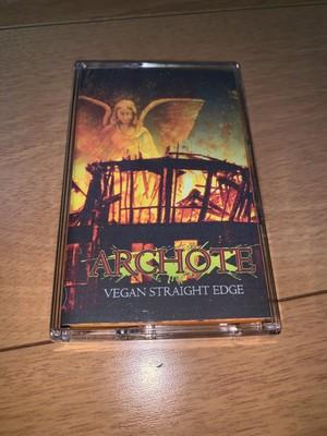 xARCHOTEx – Vegan Straight Edge Demo TAPE