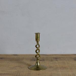 Candle Stand / キャンドルスタンド 〈キャンドルホルダー・燭台・ろうそく・真鍮・オブジェ〉112185