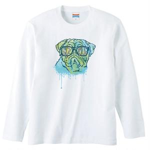 [ロングスリーブTシャツ] SIZZLE