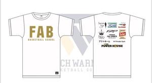 FABスクールTシャツ