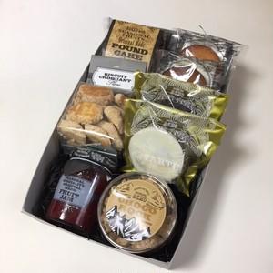 いちごジャムと焼き菓子のギフト・M