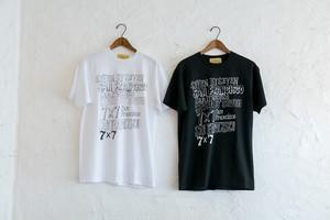 SEVENBYSEVEN プリントTシャツ