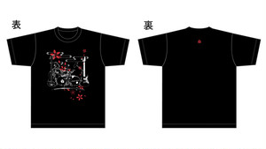 Re>Animator-桜- Tシャツ