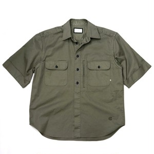 COLONY CLOTHING / EXPEDITION SHORT SLEEVE COTTON TWILL
