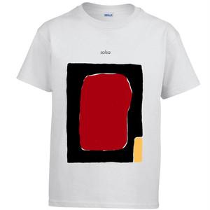"""T-shirt """"No Title"""" S/S White"""