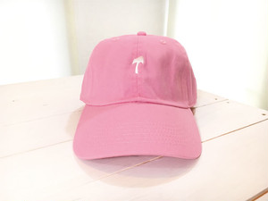 PALM TREE LOW CAP <PINK>