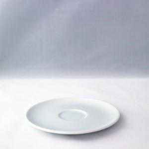 2016/ PaulineDeltour Saucer φ15 x H0.8cm 有田焼 陶磁器 ソーサー 皿 プレート デザイナーズ ブランド シンプル  スタイリッシュ テーブルウェア フランス 北欧