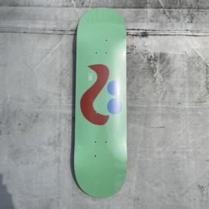 studio skateboards / All Smiles / 8.25x32inch (20.9x81cm)