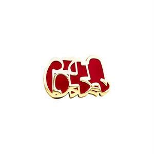 GKQ PINS -red-