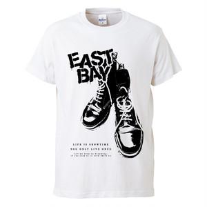 8ホール Tシャツ / 白