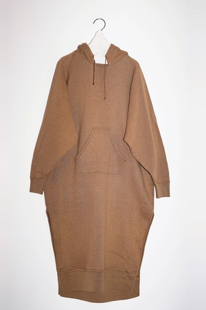wryht - french terry cocoon dress