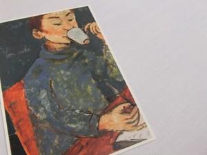 CATACANA*[ポストカード] ALEXANDER SOKHT -Bon Cafe-