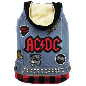 fabdog(ファブドッグ)AC/DC DENIM JACKET【XS~XLサイズ】