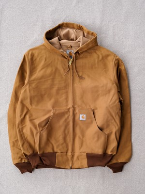 Carhartt【Duck Thermal-Lined Active Jacket】MN
