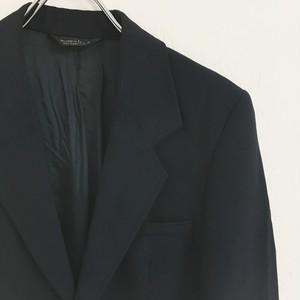 A・N・D・H・U・R・S・T® : navy blazer (used)