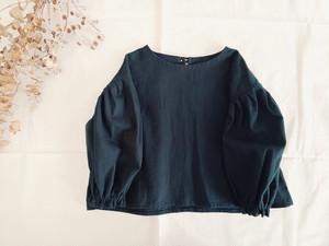 ポワン袖ブラウス(サイズ100)