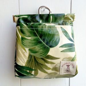 わんぽポーチ Mサイズ Hawaiian [wanM004]