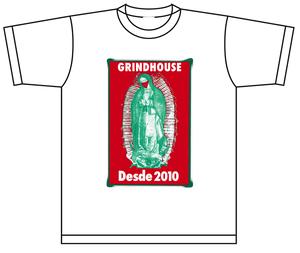 club GRINDHOUSE10周年記念Tシャツ