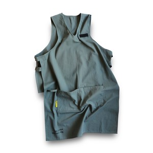 CAMP APRON type-A / Gray