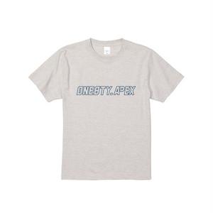 APEX Tシャツ 【ミックスホワイト】