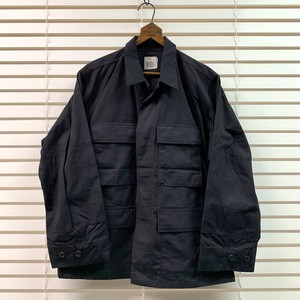 "U.S.ARMY BLACK BDU JACKET ""N.O.S."" デッドストック"