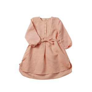 Heart Blouse Long Kids - Orme / Eatable Home