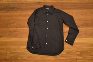 PHINGERIN / PINTACKED COLLOR SHIRT