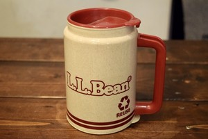 USED L.L.Bean WHIRLEY Thermo Mug G0162