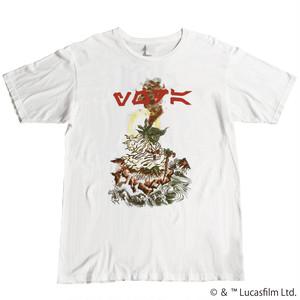 【スター・ウォーズ】ヨーダ 両面プリントTシャツ