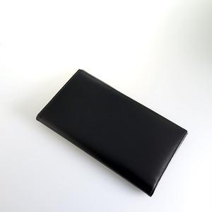 エッティンガー ETTINGER BRIDLE HIDE メンズ 長財布 BH806AJR-BLACK ブラック ブラック