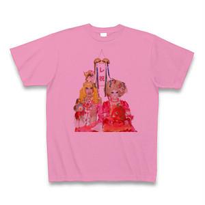 「レ祝」Tシャツ(ピンク)