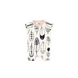 FEATHERS SWADDLE ROMPER|ぬいぐるみと人形の服