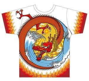 フルグラフィックTシャツ 090330_001