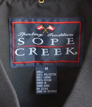 USED  SOPE CREEK NYLON PULL OVER