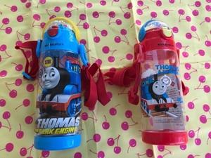 トーマス 水筒 ストロー 500ml
