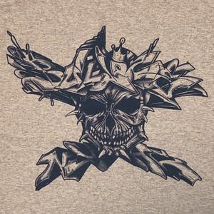 """BULLDOZE """"Skull Graf"""""""