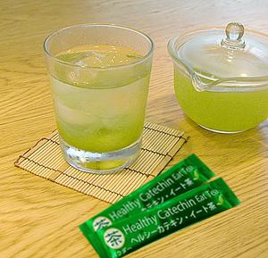 ヘルシーカテキンイート茶 スティックタイプ(0.8g)×60本入り~1日1本で60日分
